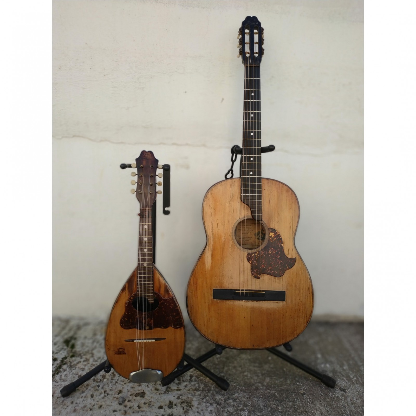 Γρηγόρη Απαρτιάν λαϊκή κιθάρα και μαντολίνο
