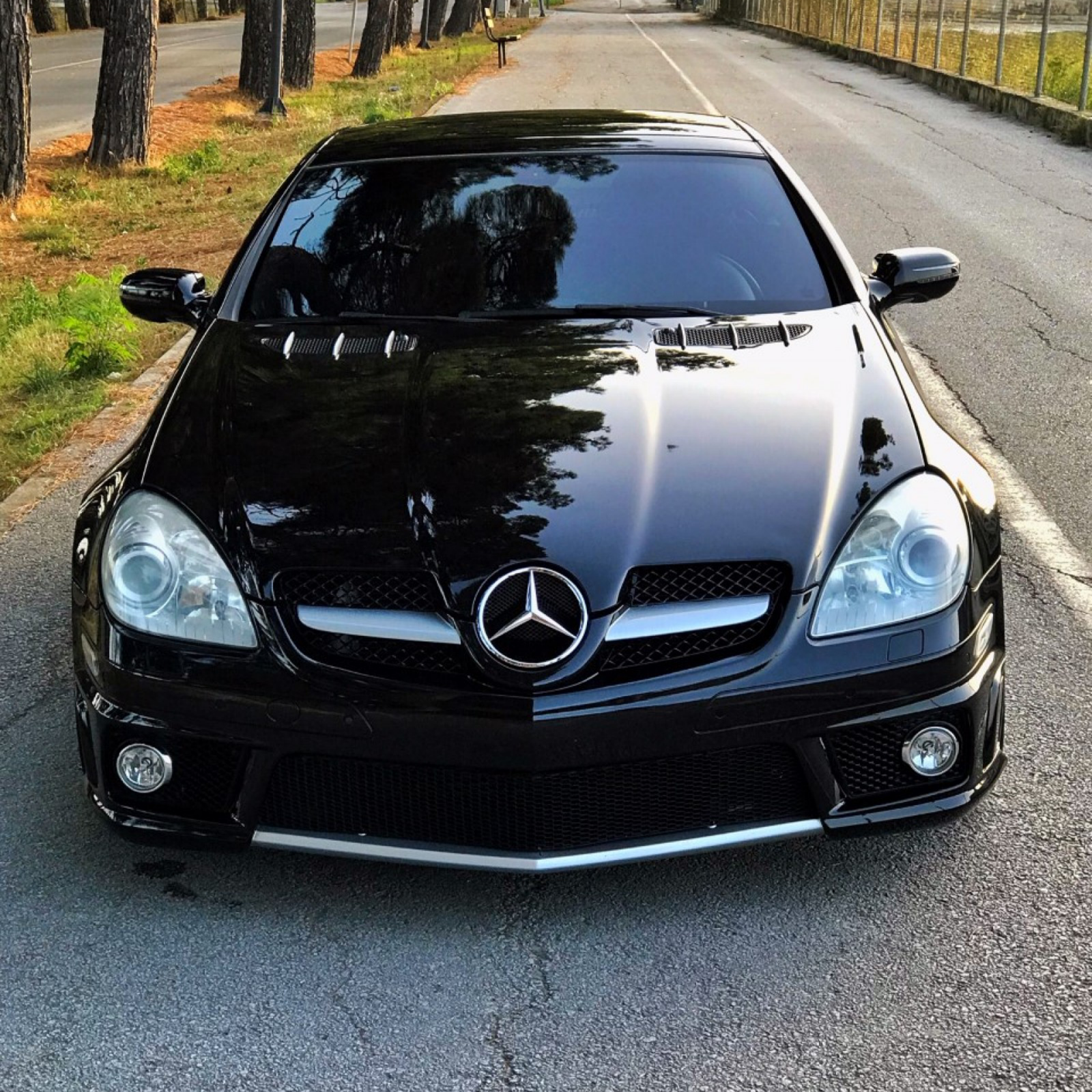 Mercedes SLK 200 R171 AMG Edition