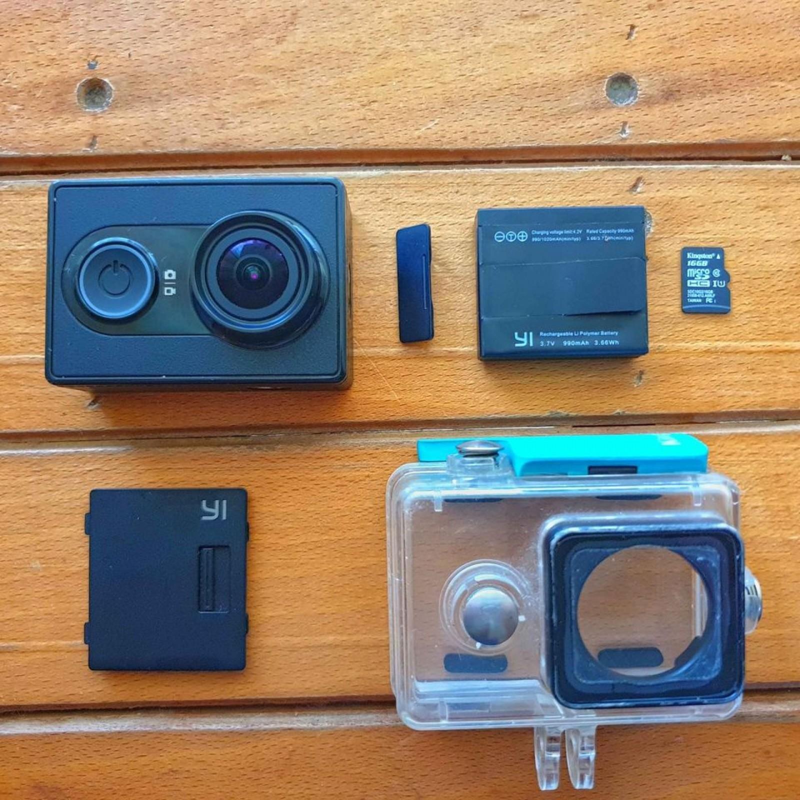 Xiaomi Yi Action Camera Black