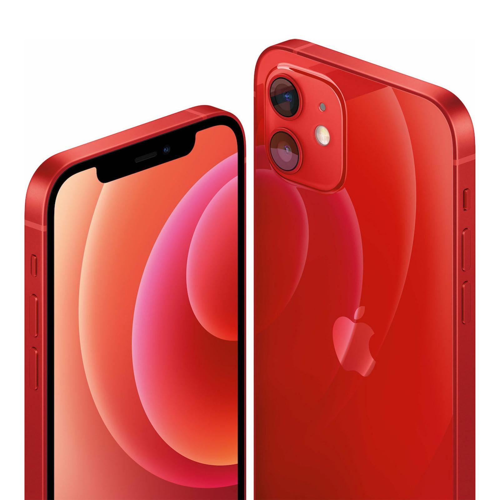 Apple iPhone 12 (64GB) Red