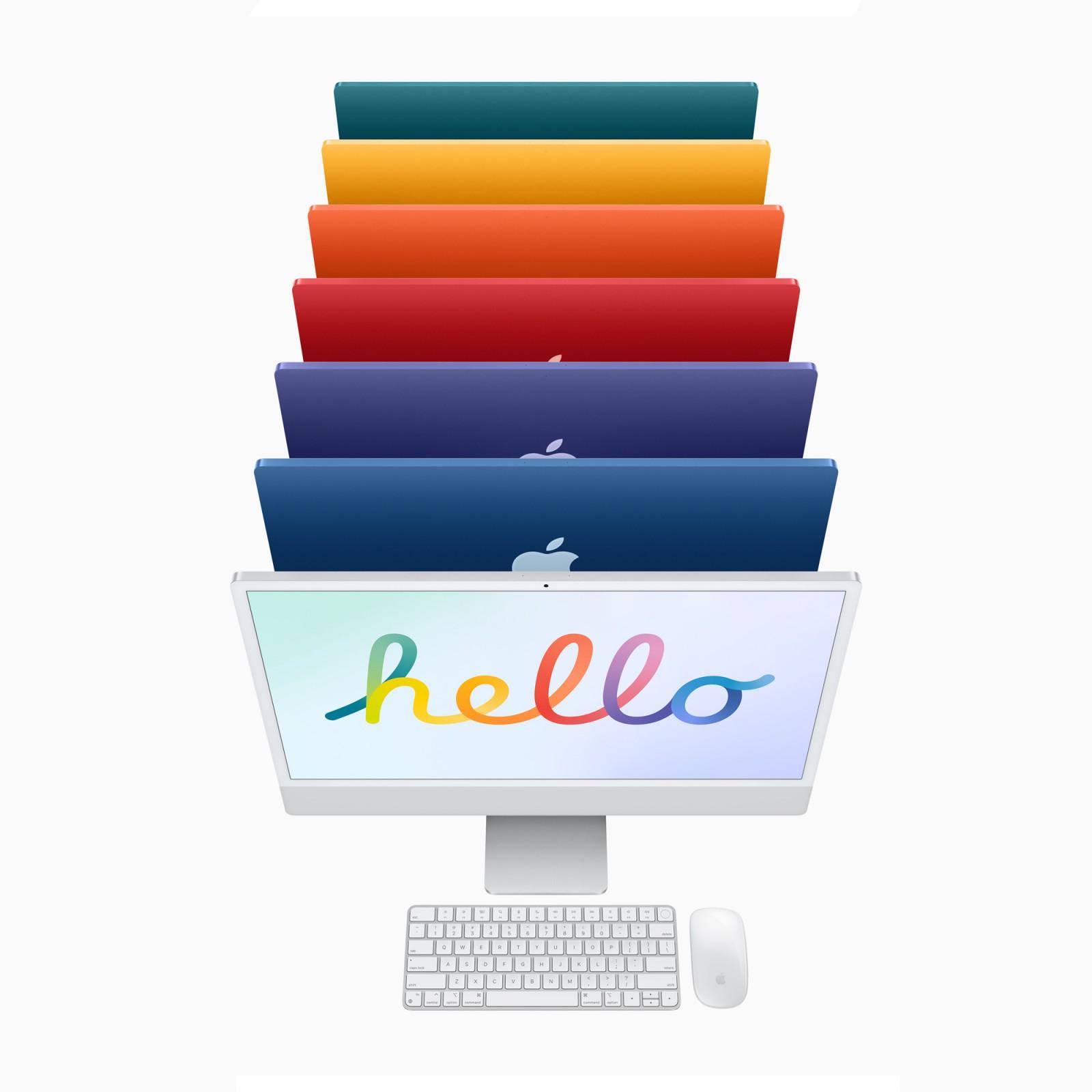 "Apple iMac 24"" 2021"